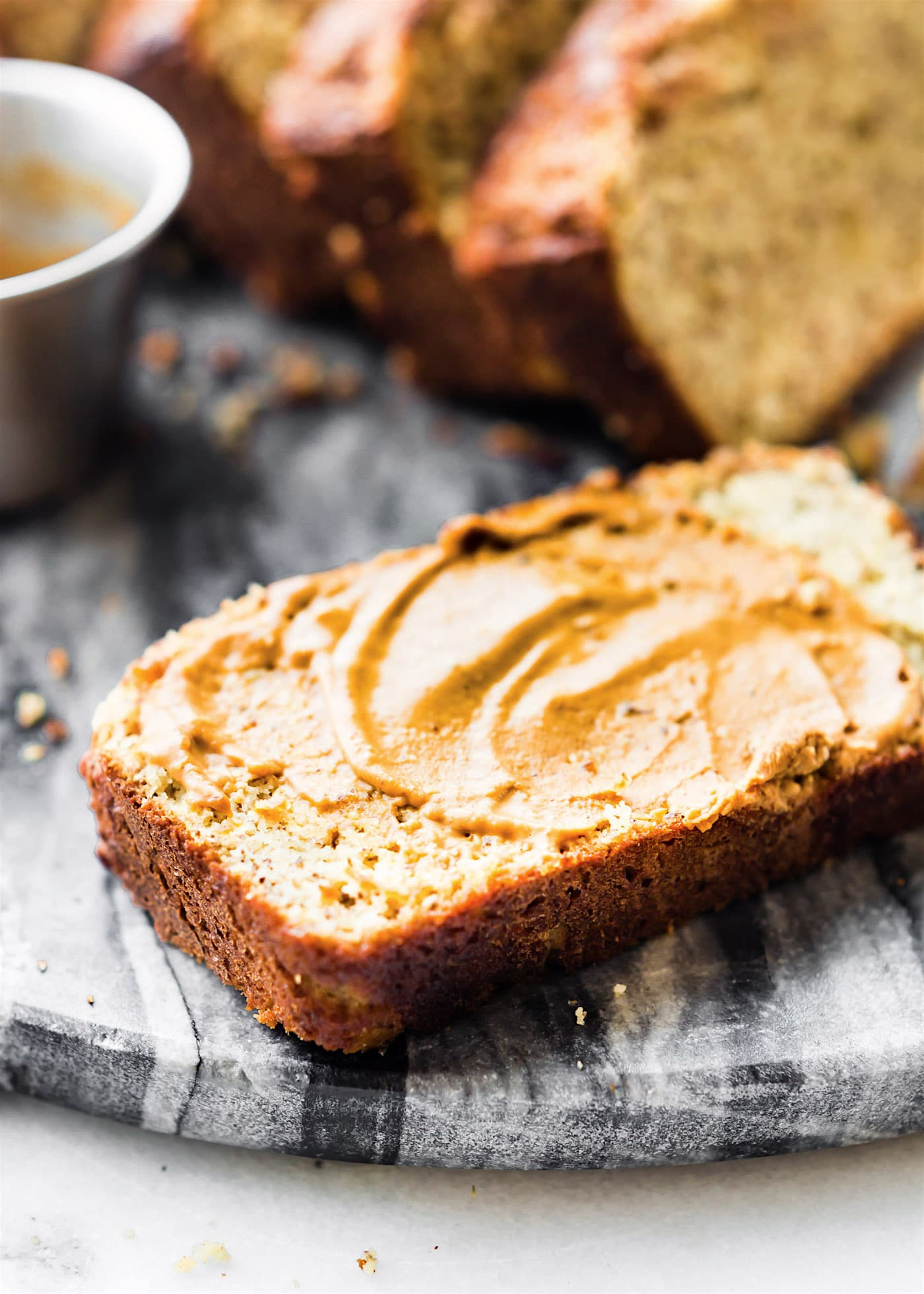 This simple and delicious cinnamon almond flour bread is aversatile paleo bread recipe you're whole family will love! Made with few ingredients; almond flour, flax seed, cinnamon, and eggs to name a few. A nourishing wholesome bread for breakfast or snacking.