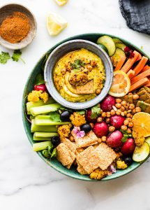 Tandoori Roasted Cauliflower Dip