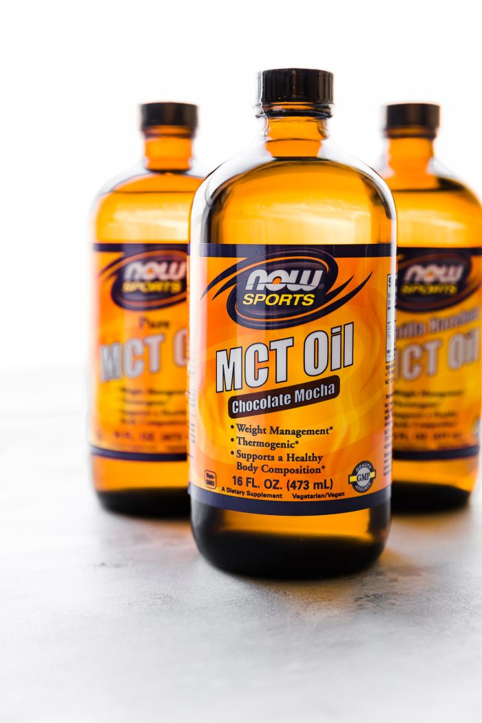 Now Foods Flavored MCT oil