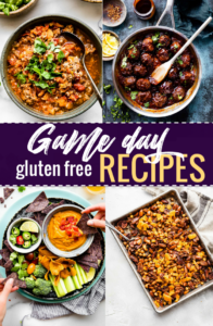 Last Minute Easy Game Day Recipes {Healthy, Grain-Free}