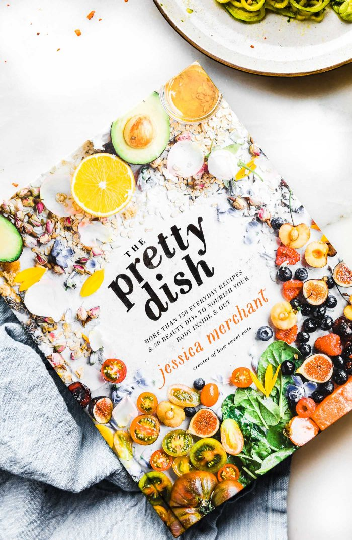 The Pretty Dish cookbook cover