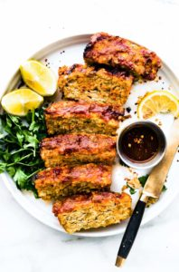 Better for You Barbecue Gluten Free Meatloaf