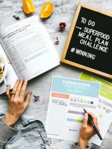 Gluten Free Superfoods Meal Plan Challenge Q&A
