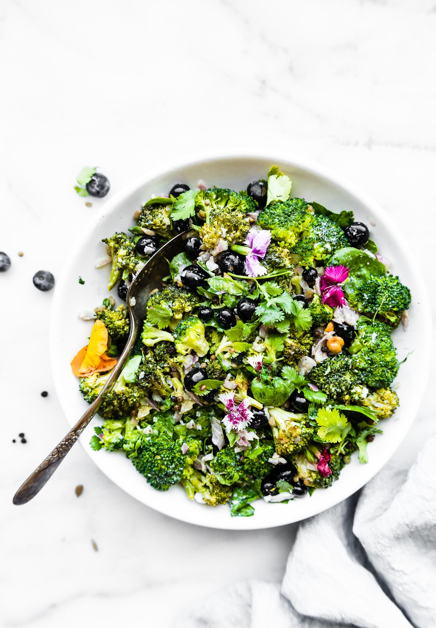 Broccoli Salad Recipe Without Mayo Detox Salad Cotter Crunch