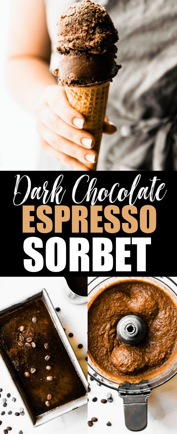 SORBET - CHOCOLATE COFFEE