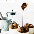 sorbet- chocolate espresso cups