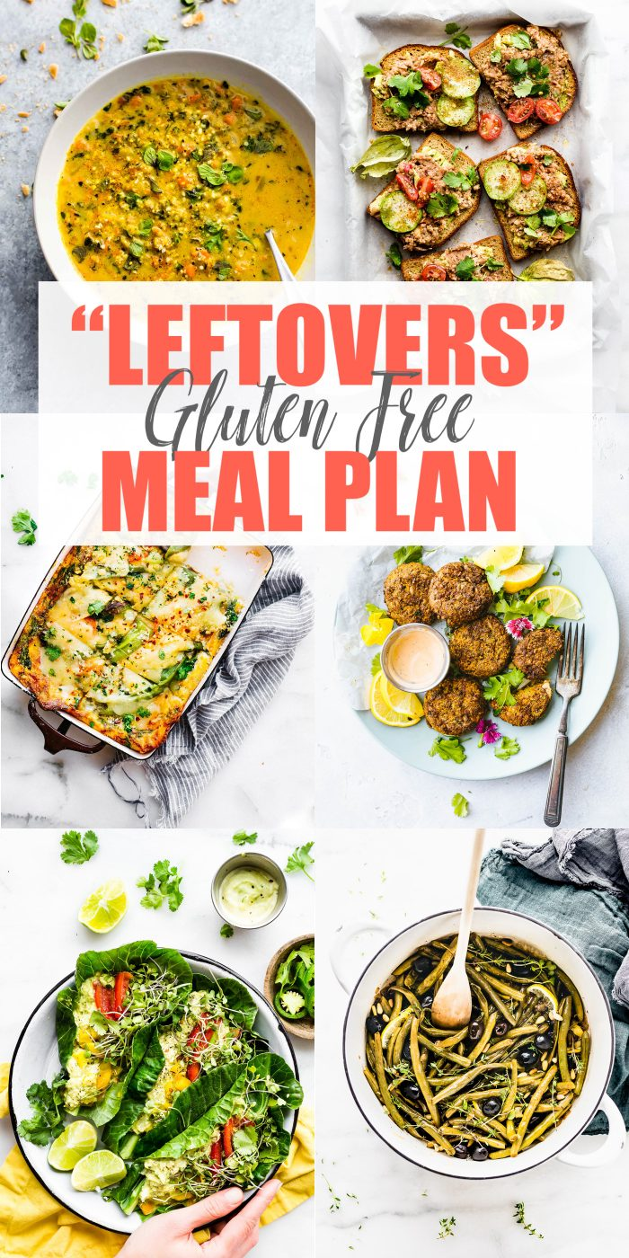 meal plan- leftovers pin