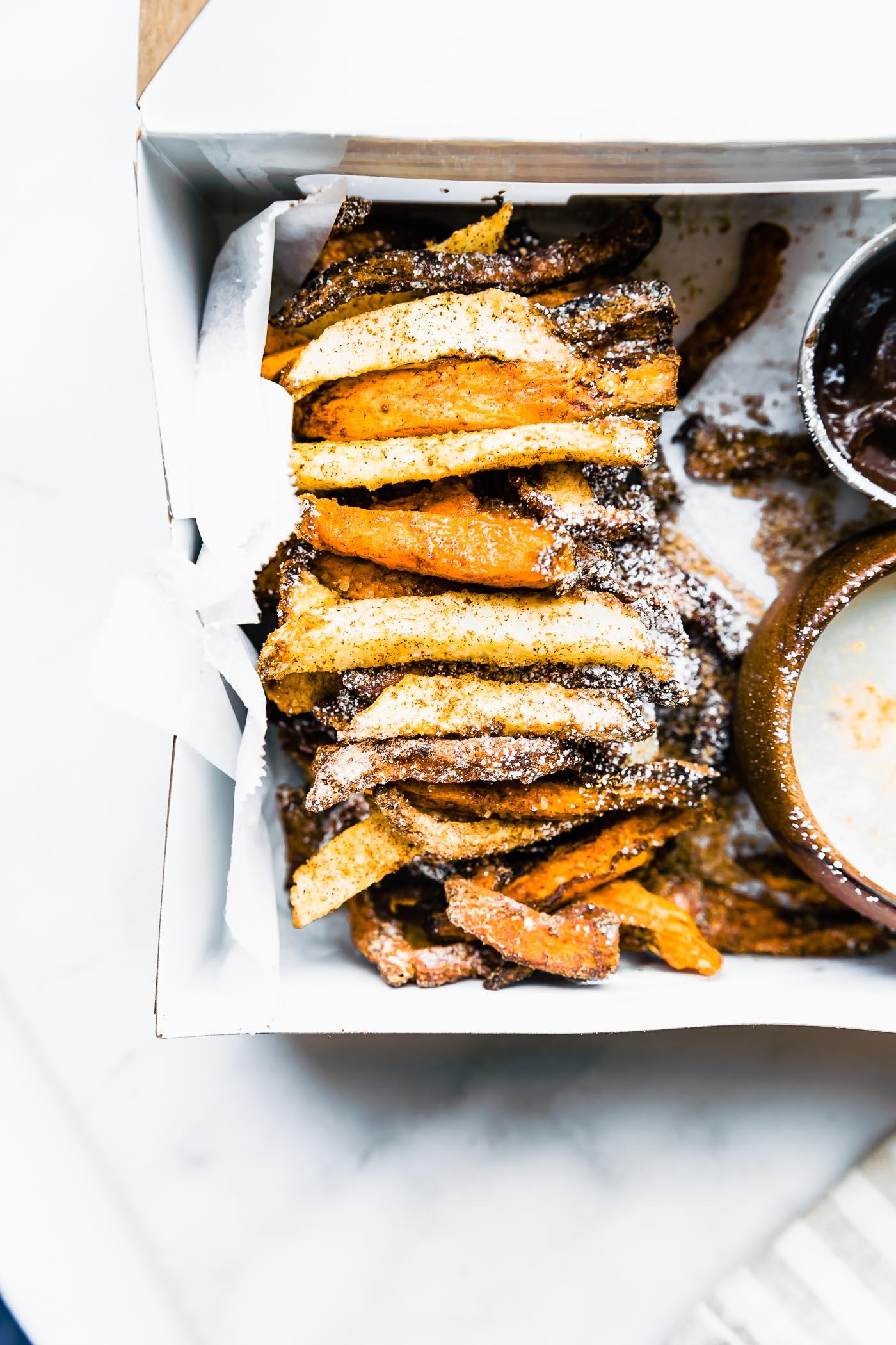 fries - dessert