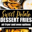 dessert fries pin