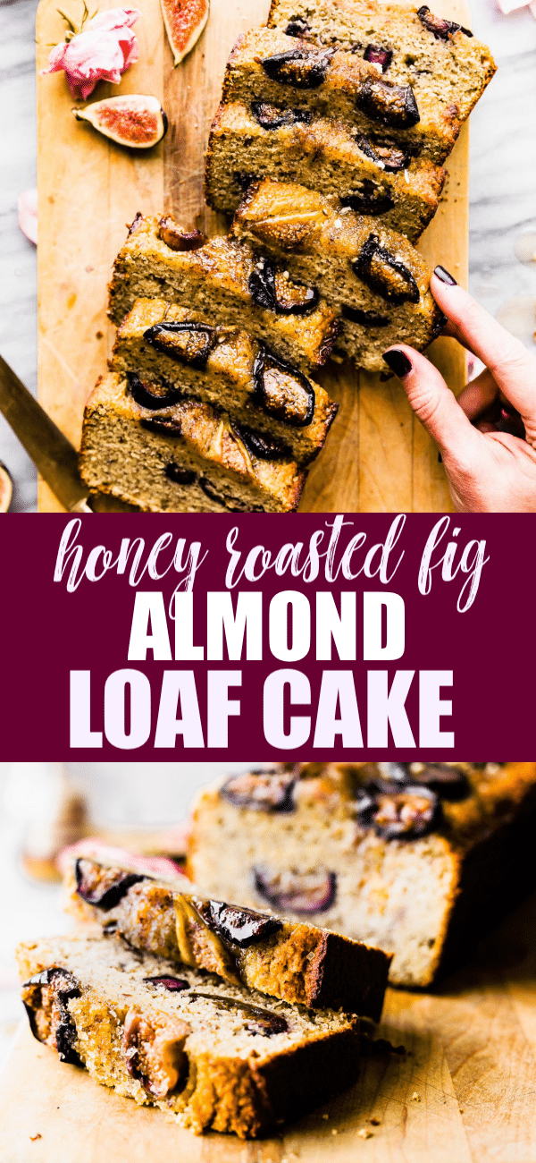 almond cake figs - pin