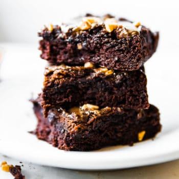 low carb brownies paleo