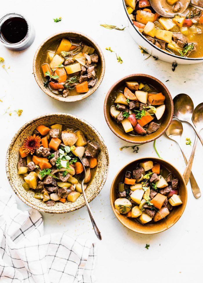 stew bowls