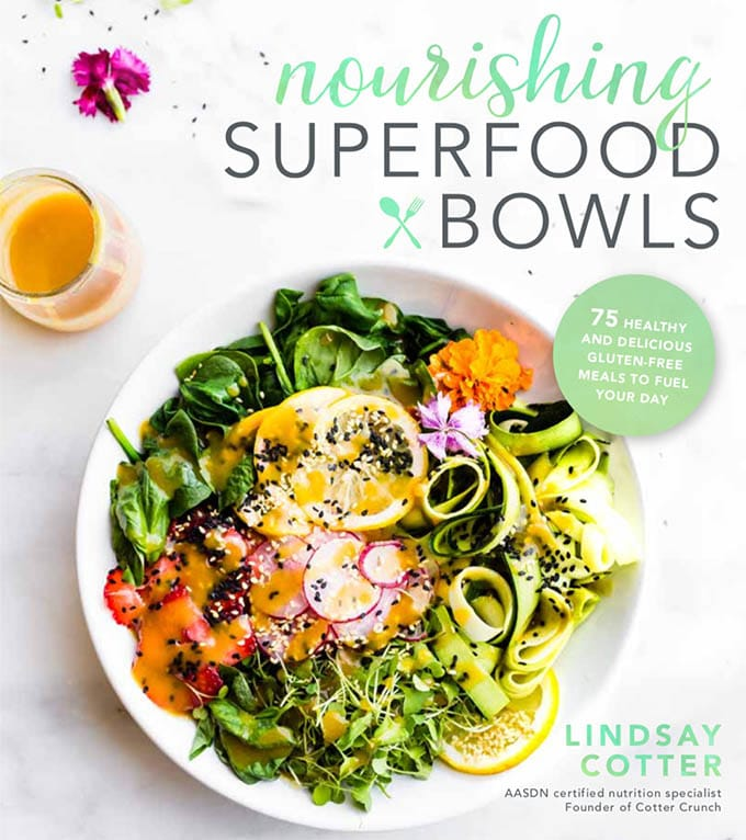 Nourishing Gluten Free Superfood Bowls