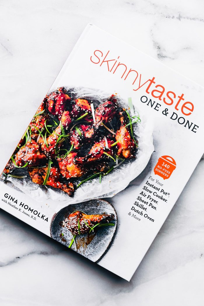skinny taste cookbook - one and done