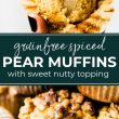 pear muffins pin
