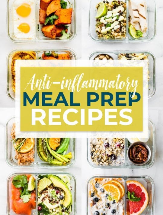 meal prep AI meal plan pin