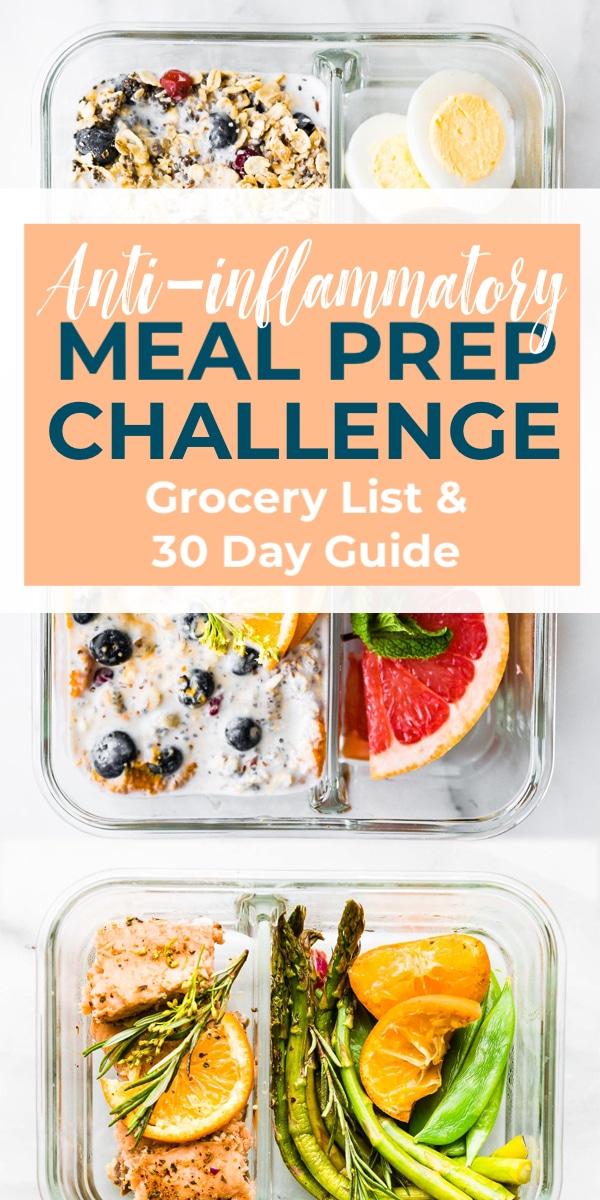 challenge pin - AI meal prep