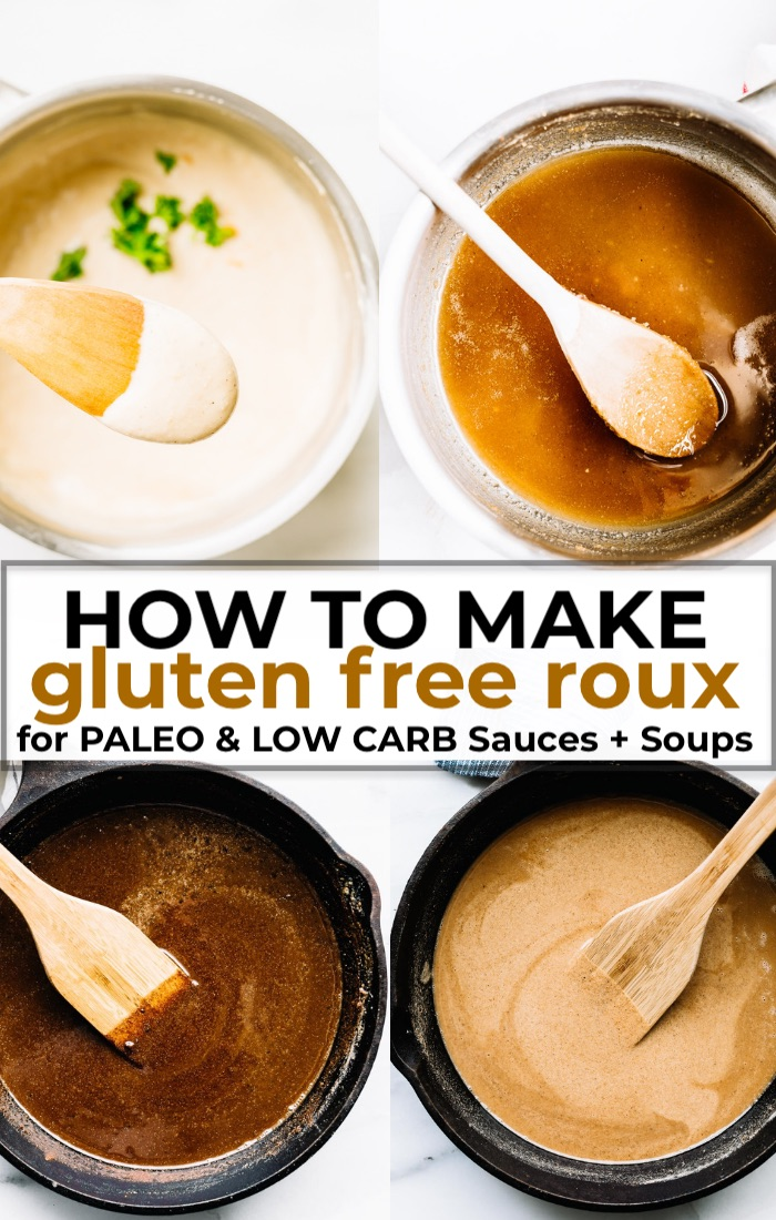 How to make a roux to thicken gravy