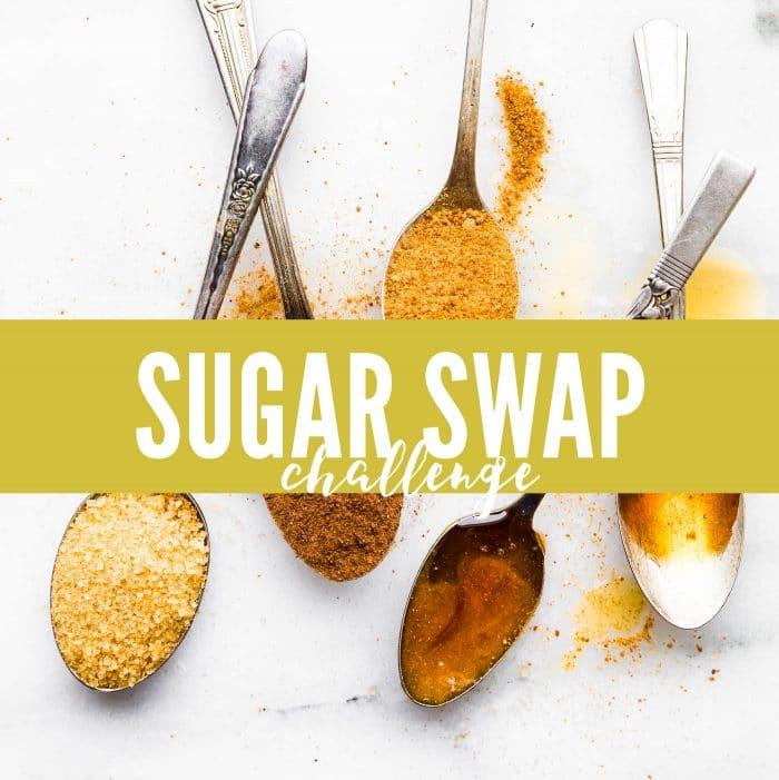 sugar swap challenge