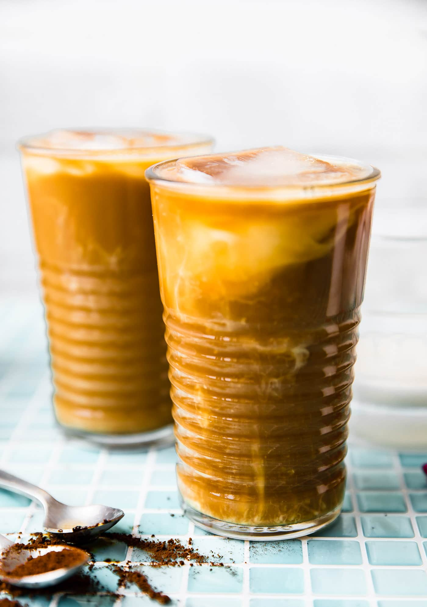 iced coffee-vegan - bulletproof
