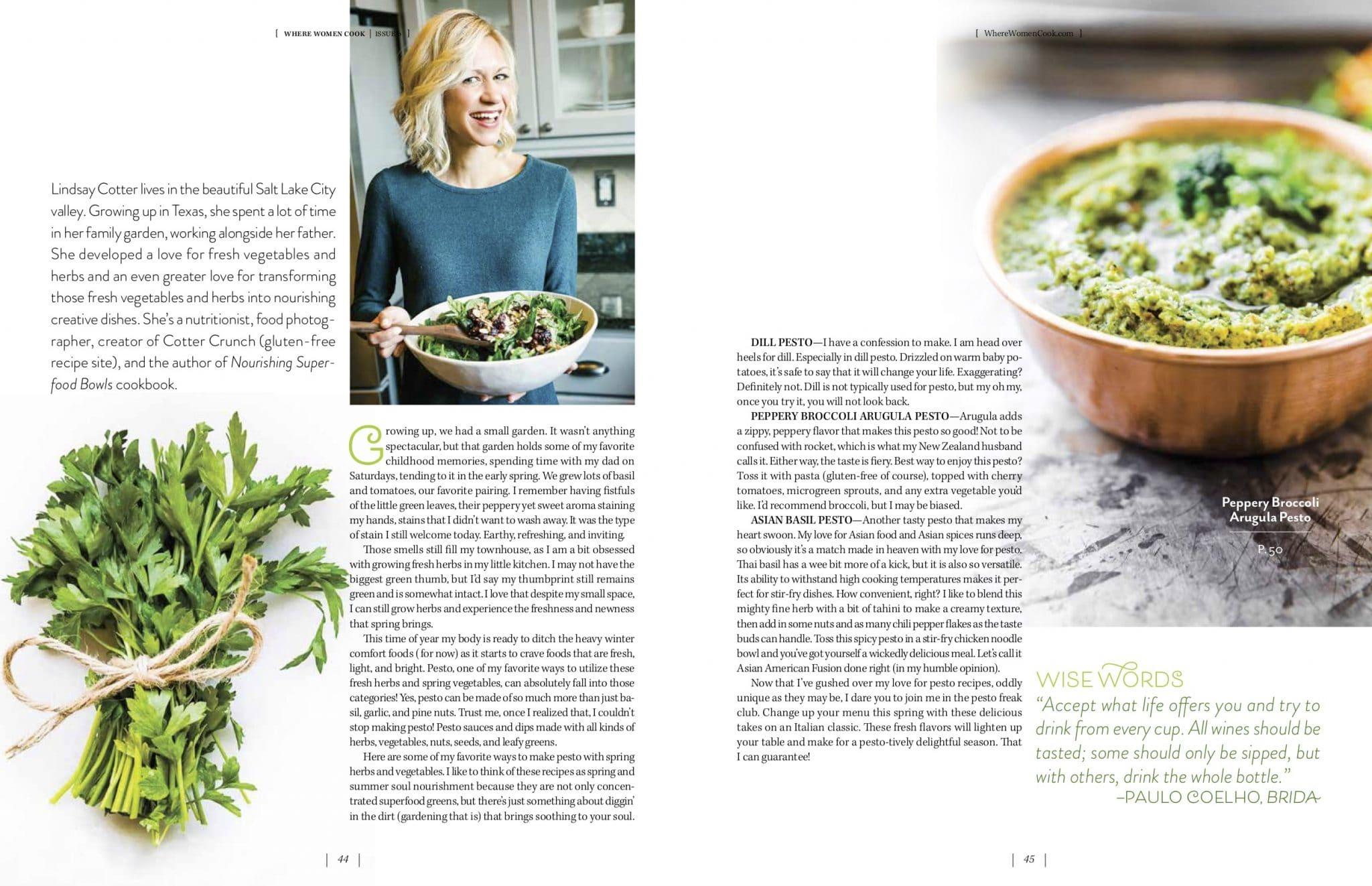 where woman cook farmhouse table magazine #farmhouse #magazine #cook