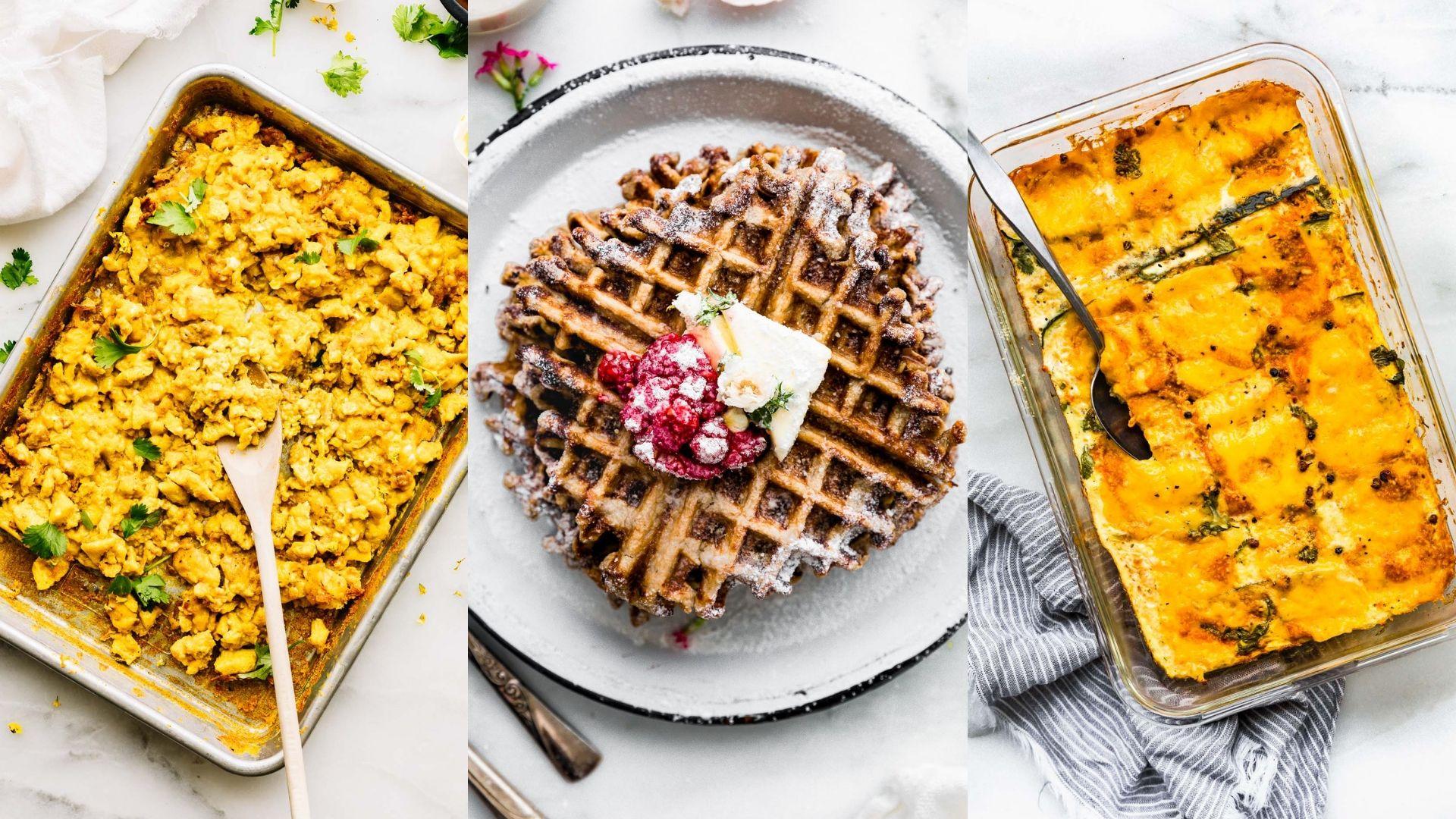 freezer meals - breakfast