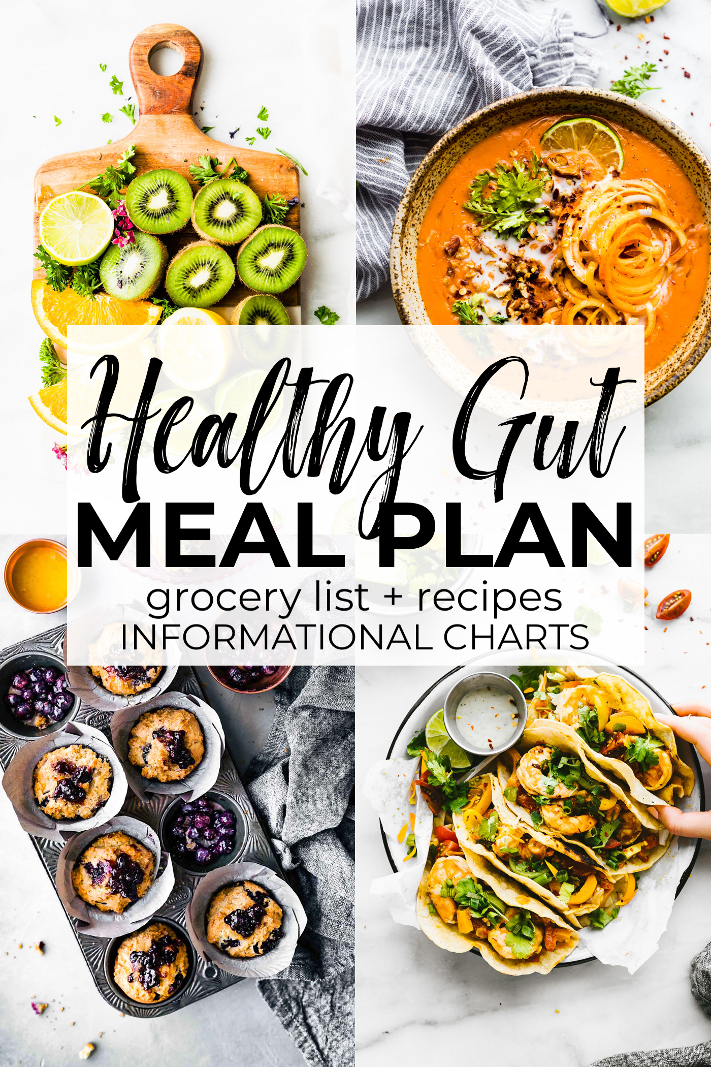 Gut Healthy Foods Healthy Meal Plan | Cotter Crunch