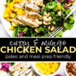 curry chicken salad pin