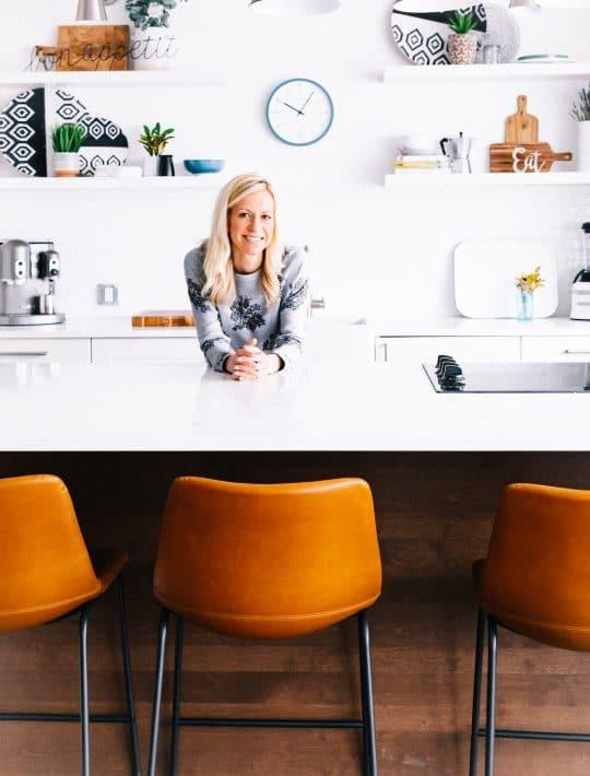cotter crunch kitchen studio space