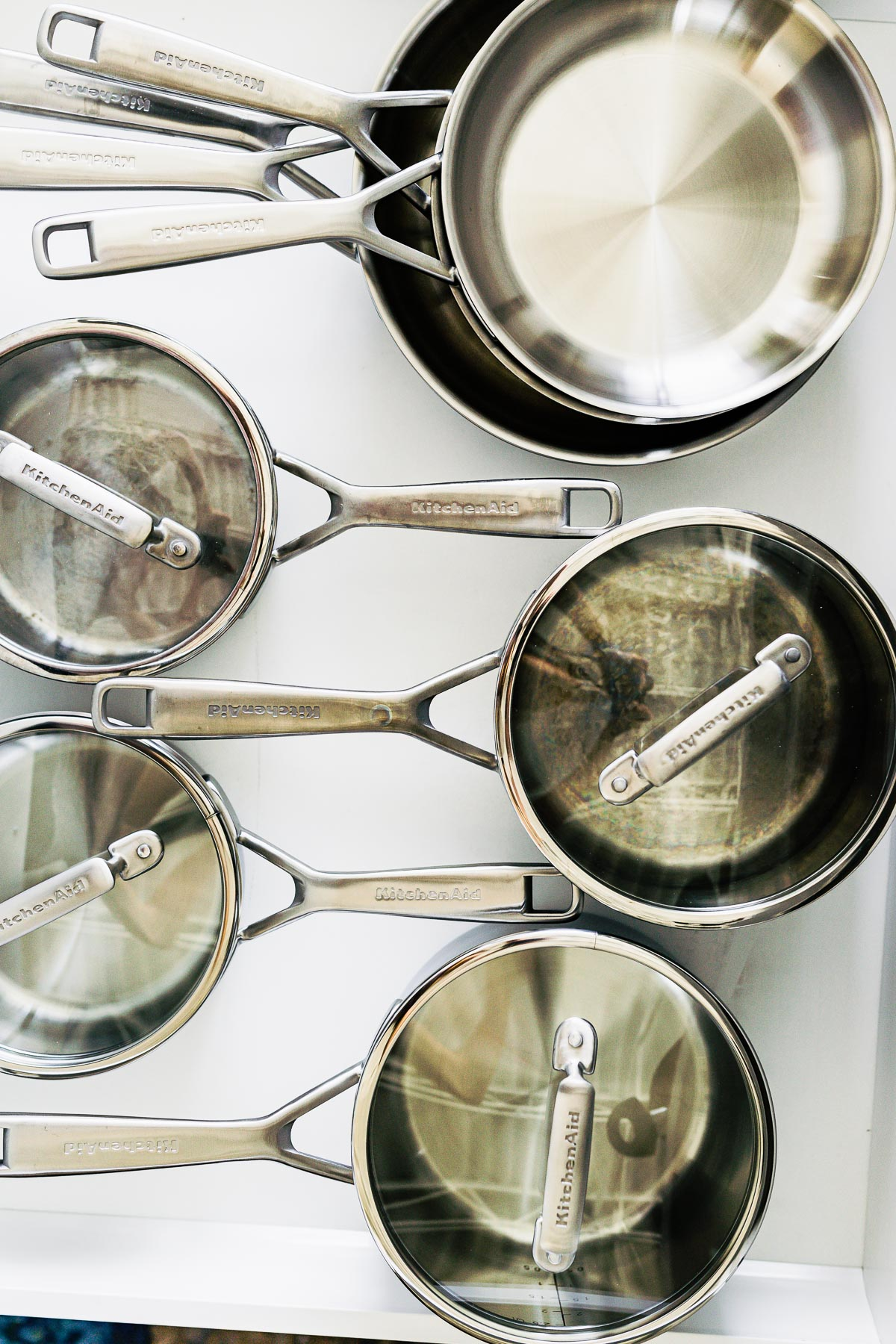 kitchenaid pots and pans