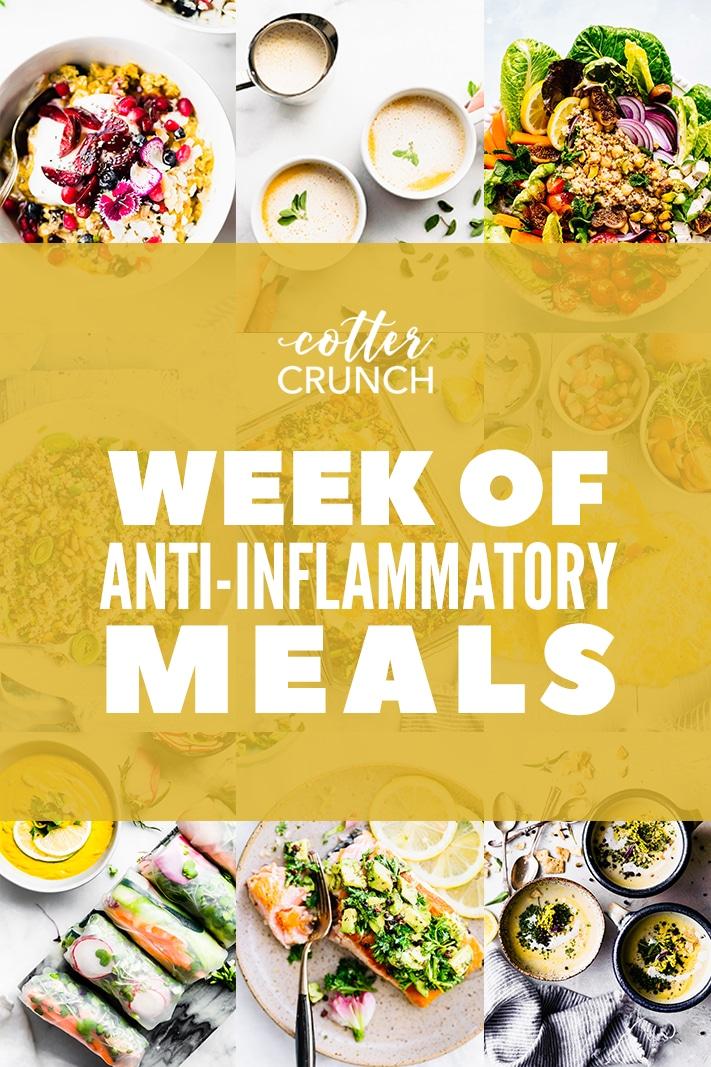 honey anti inflammatory diet
