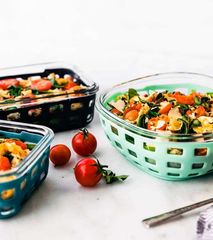 Gluten free meal planning food