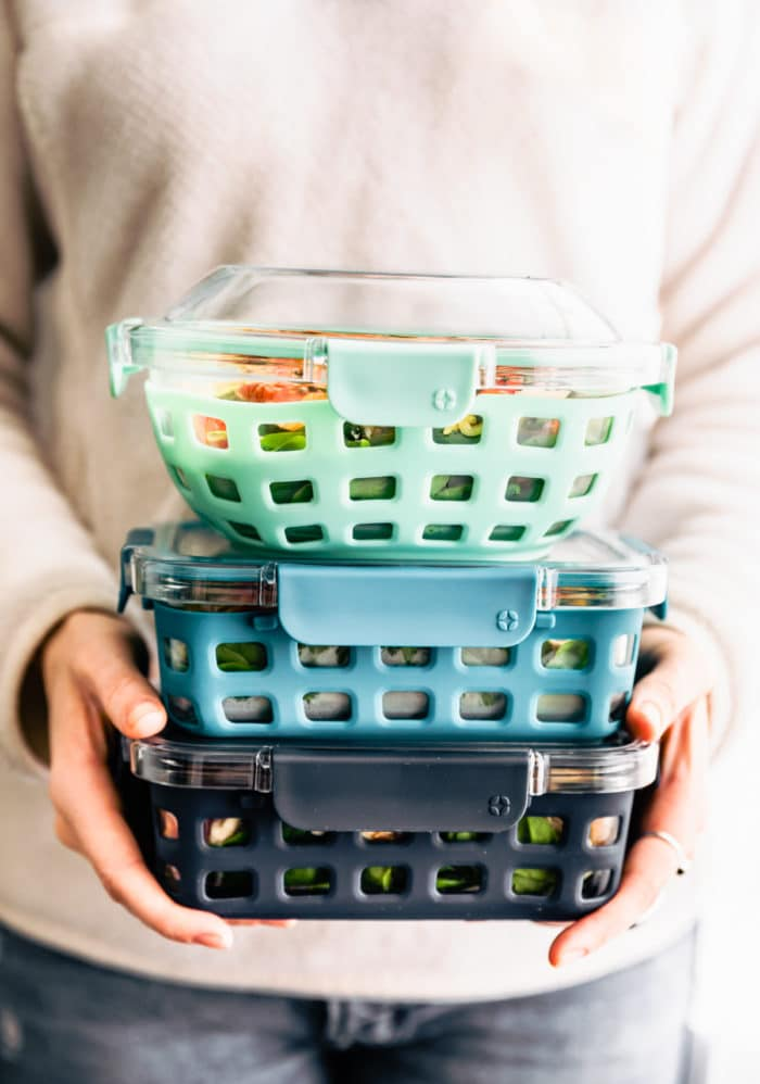 Ello Meal Prep Containers