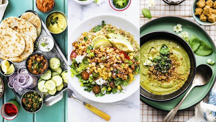 Lunch - Vegan Plant Based Meal Plan recipes