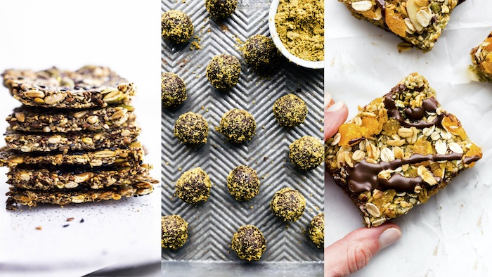 Snacks - Vegan Plant Based Meal Plan