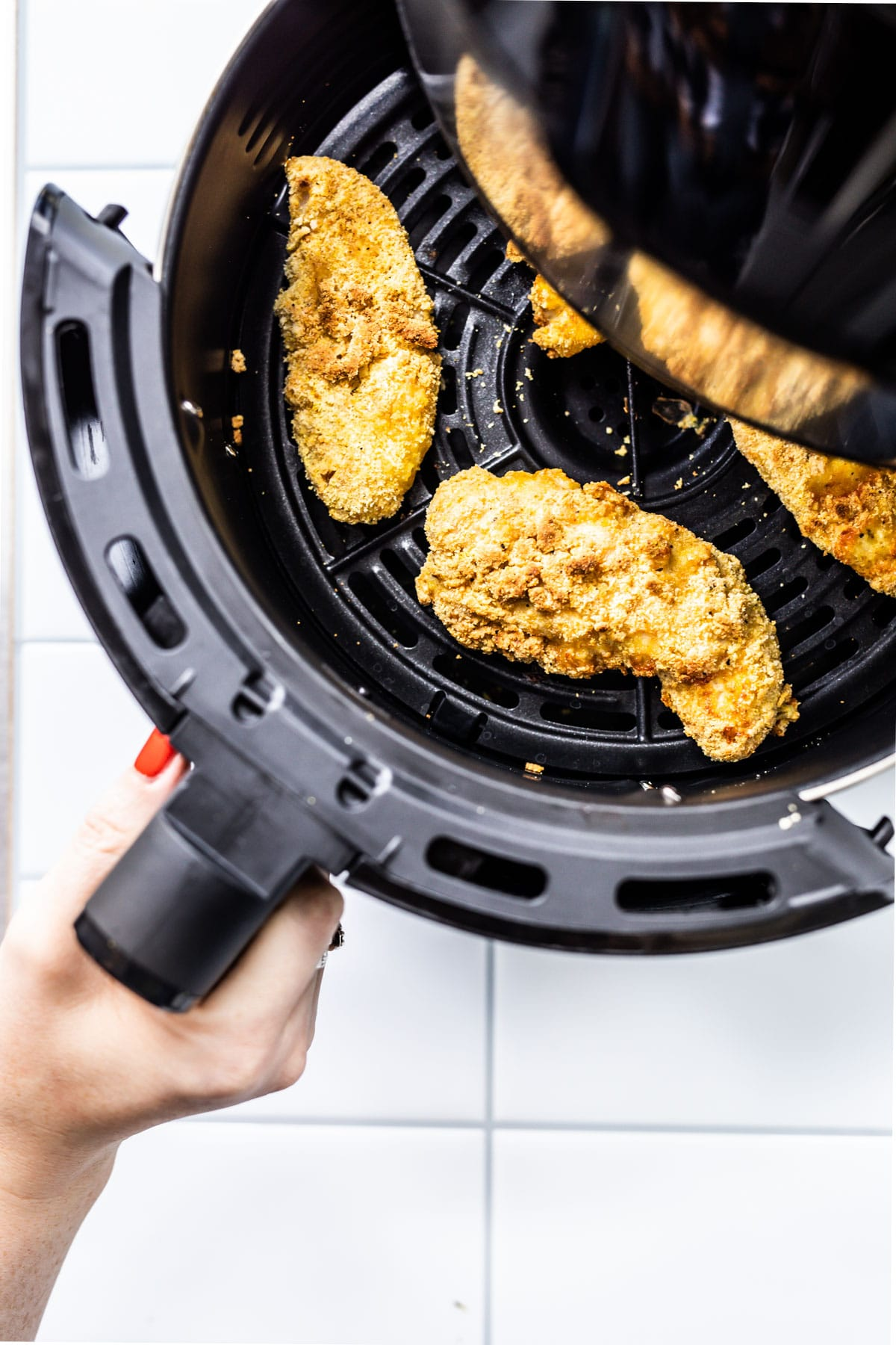 Air Fryer Chicken Tenders Paleo Gf Oven Recipe Cotter Crunch