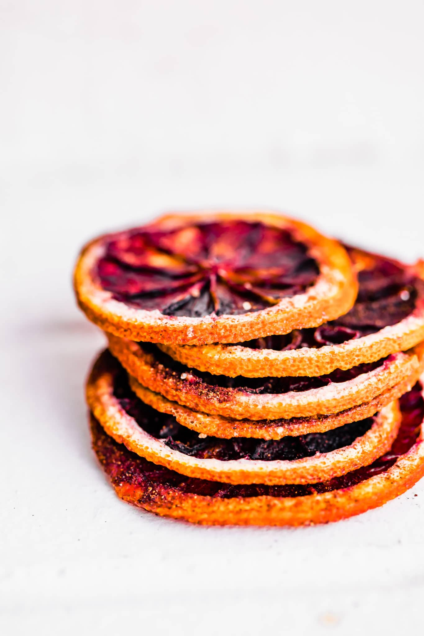 Dried Orange Slices (Oven or Dehydrator) | Cotter Crunch