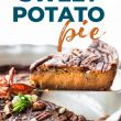 titled Pinterest photo (and shown): Crustless Sweet Potato Pie